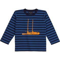 kid winter 2015-16 - t-shirt cool Tara enfant marine/trimaran #agnesb #agnesbenfant #taraoceans