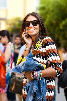 Falando nisso (The Sartorialist) ... Viviana Volpicella (Again) - Blog - Welcome to K-lopolis