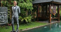 Elegant style for the Groom