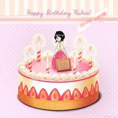 Happy Birthday Rukia!