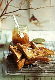 Cooking With Love: Orange Marmalade French Toast