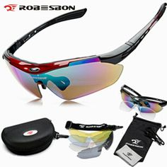2b22f86e95f04 ROBESBON Cycle Polarized Eyewear Glasses Bicycle Cycling Sunglasses  Mountain Bike Ciclismo oculos de Sol For Men