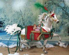 Nutcracker - Breyer Special Run Holiday Horse 2009 - Christmas model horse