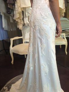 Hillenius Couture Wedding Dresses Bridal Gown Bridal Fashion Ivory Lace Embroidered Tulle Silk Trouwjurken bruidsjurken Trouwen Bruiloft