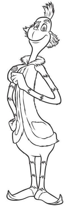 Grinch face coloring page how to draw the grinch easy for Grinch coloring pages free