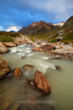 ✮ Italian Alps so beautiful very angelic