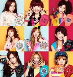 Snsd for baby G