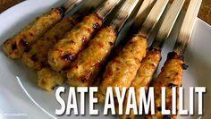 Resep Sate Lilit Ayam Masakan Praktis Rumahan Resep Masakan Makanan Dan Minuman