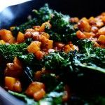 Butternut Squash and Kale | The Pioneer Woman Cooks | Ree Drummond