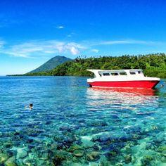 Ini bukan Surga bahkan di Surga saja keindahan seperti ini mungkin sulit ditemui. Ini Indonesia #Mohsalfa
