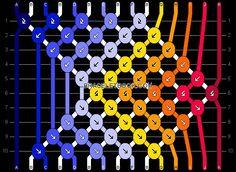 Macrame chart
