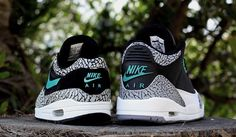 new arrival 0970c 4e035 It looks like Nike is bringing back its Atmos-themed Air Max 1 colorway, as  well as an all-new Air Jordan 3 release sporting the same theme.