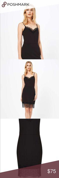 Miss selfridge black lace cami dress Miss selfridge black lace cami dress miss selfridge Dresses