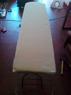 Mesa de planchar como nueva...