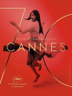 Claudia Cardinale en tête d'affiche du Festival de Cannes 2017 The Italian actress revealed in 'The Cheetah & # de Visconti dances on the official poster of the edition of the Cannes Film Festival, which will host the Croisette from May 17 to Claudia Cardinale, Design Trends 2018, Graphic Design Trends, Graphic Design Inspiration, Cannes Film Festival, Poster Festival, Festival 2017, Photoshop Fail, Social Media Design
