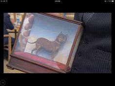 Victorian taxidermy MinPin puppy on Antiques Roadshow UK