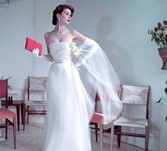 Beautiful 50s Givenchy dress