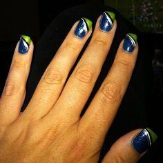 29 Best Seahawks Images Seahawks Nails Seattle Seahawks
