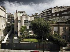 MIRAG Millet Ramoneda > Vivienda en la calle Raset de Barcelona