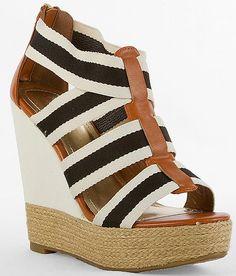 'Bamboo Energy Sandal'  #buckle #wedges  www.buckle.com