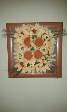 quadro di girasoli...