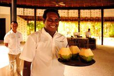 Photos by T+S: Maalifushi by Como | Luxury Hotels Travel+Style