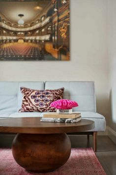 Brooklyn Heights Townhouse: Family Room