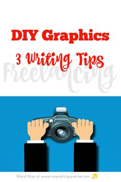 3 writing tips: a DIY tutorial for freelancers and content writers. With Word Wise at Nonprofit Copywriter Writing Websites, Writing Resources, Blog Writing, Writing Tips, Creative Writing Jobs, Freelance Writing Jobs, G Words, Read Image, Professional Writing