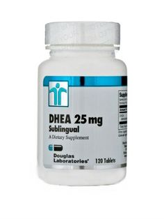 Douglas Labs - DHEA Sublingual 25 mg 120 tabs [Health and Beauty] Douglas Labs http://www.amazon.com/dp/B00380WKEI/ref=cm_sw_r_pi_dp_ow4.ub17E951X