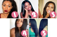 5 Relaxed Hair Ladies You Should Subscribe To On YouTube  Read the article here - http://www.blackhairinformation.com/by-type/relaxed-hair/5-relaxed-hair-ladies-subscribe-youtube/