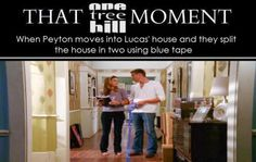 Leyton! OTH <3 I totally wanna do this when i first get married!!! it would be so much fun!!!