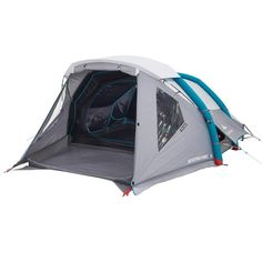 Campingzelt Air Seconds Family 4 XL Fresh&Black - 8384154