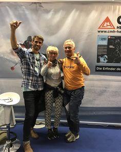 Die Gerinnerin des CMH K2 Heliski Trips! Eine echte Skifahrer Familie! Es war sehr spannend...