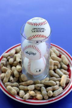 First Birthday Party Decor Ideas | Baseball Theme
