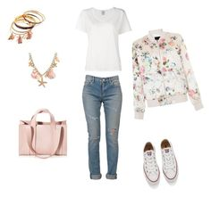 """""""Sweet everyday"""" by nataliazagorna on Polyvore featuring Yves Saint Laurent, Converse, Visvim, New Look and Corto Moltedo"""