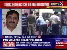 Explosive seized in Purulia, West Bengal