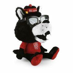 State Wolfpack Study Buddy North Carolina St Study Buddies NCAA Plush Mascot   eBay
