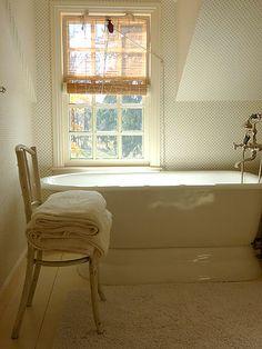 Bathroom by Rita Konig for Deborah Needleman