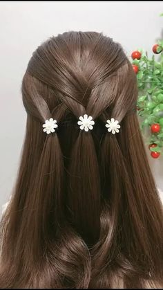 Step By Step Hairstyles, Braided Hairstyles Tutorials, Quick Hairstyles, Party Hairstyles, School Hairstyles, Anime Hairstyles, Hairstyles Videos, Latest Hairstyles, Halloween Hairstyles