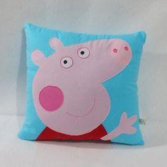 Sissi Art em Pano  - Almofada Peppa Pig