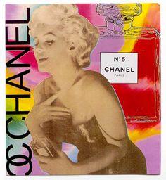 Marilyn Monroe for Chanel N 5