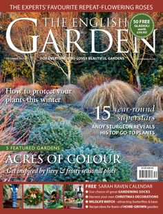 December 2013 UK issue  See more at www.theenglishgarden.co.uk