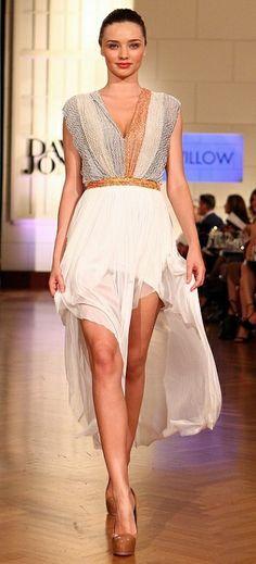 Dress - David Jones