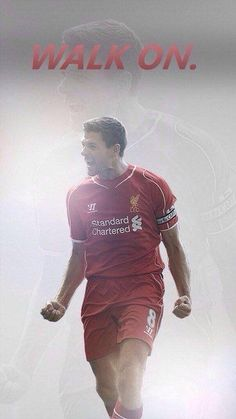 ♠ The History of Liverpool FC in pictures - Captain Fantastic Stevie G Liverpool Fc, Steven Gerrard Liverpool, Liverpool Captain, Liverpool Players, Liverpool Football Club, Stevie G, Premier League Soccer, English Football League, This Is Anfield