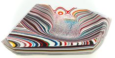 Button ~ Fordite, Laminated Together Made By KPHoppe - Large by KPHoppe on Etsy Thing 1, Car Manufacturers, Bean Bag Chair, Carving, Buttons, Glass, Etsy, Drinkware, Wood Carvings
