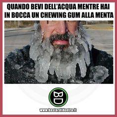 ##bastardidentro #perfettamentebastardidentro #chewingum www.bastardidentro.it