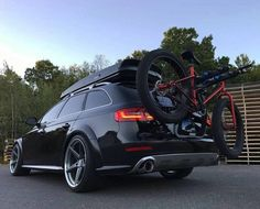Vw Wagon, Audi Wagon, Wagon Cars, Automobile, Audi Allroad, Audi S4, City Car, Roof Rack, Custom Cars