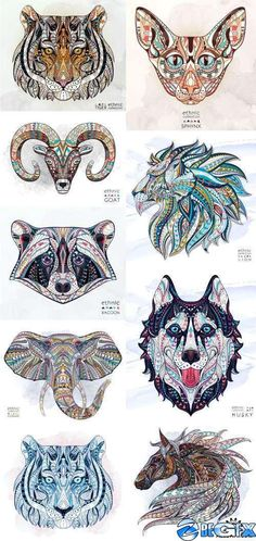 animal totem tattoo - Google Search