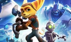 Ratchet and Clank - http://gamesources.net/ratchet-clank-game-movie/