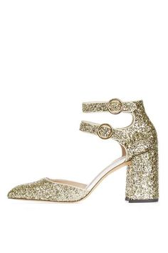 GORGEOUS Glitter Shoes #TOPSHOP